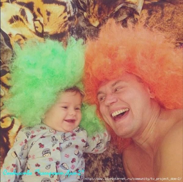 Фото с детьми Пынзарь Менщиковы Бузовы и Железняк