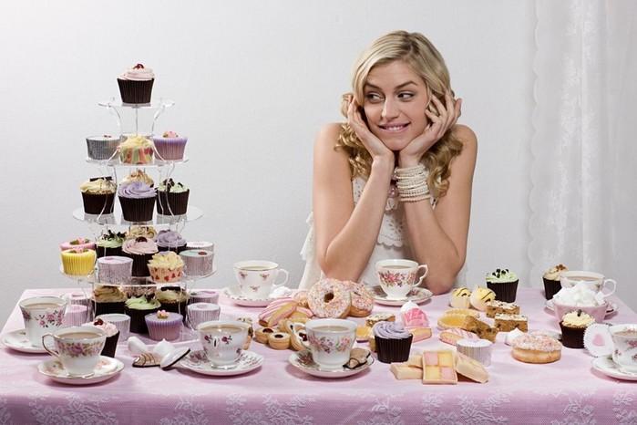 Как легко отказаться от сладкого? Простой способ