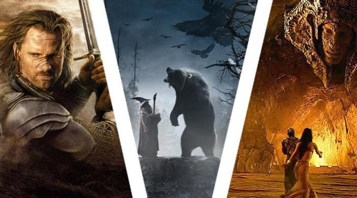 Топ 5 лучших фэнтези фильмов