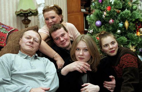 Заслуженный артист России Владислав Галкин