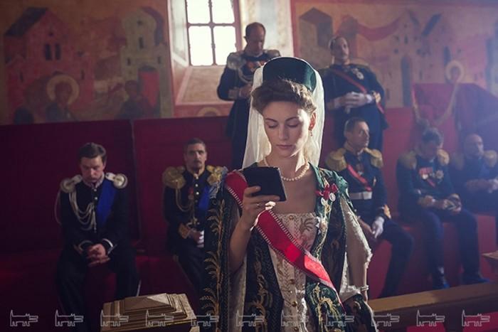 Как снимают фильм «Матильда» Алексея Учителя