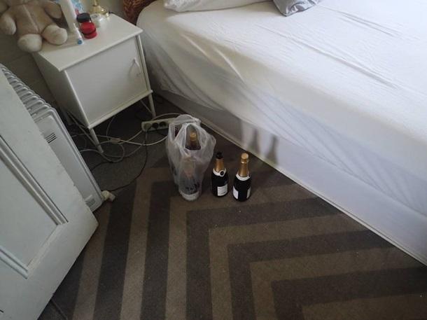 Австралийский вор напился элитного шампанского и уснул во взломанном доме