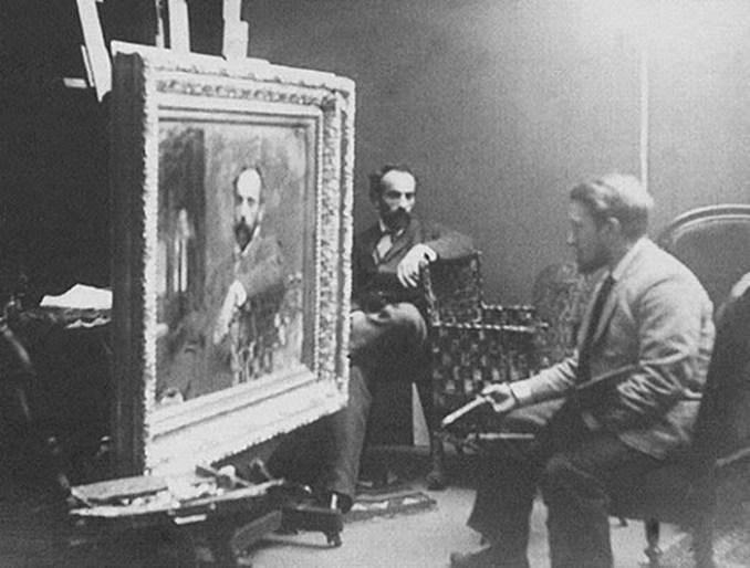 Исаак Левитан   интересные факты из жизни русского художника