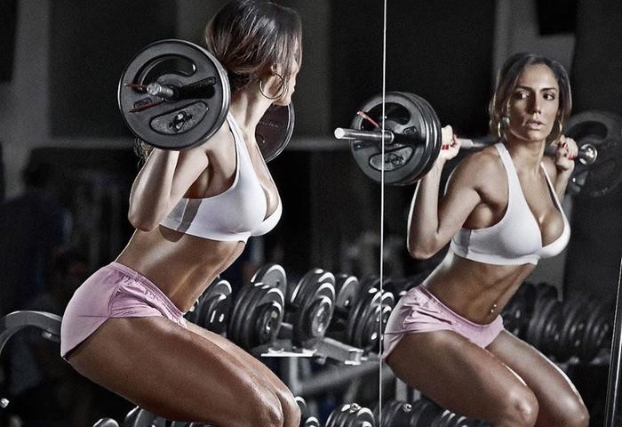 Самые опасные упражнения, которые лучше не делать в спортзале