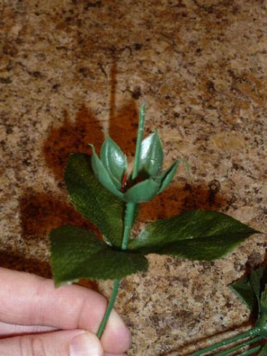 Креативный подарок: как сделать розы из бекона