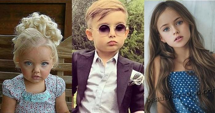 Дети модели: юные и успешные