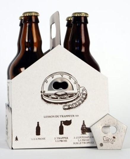 Взрыв мозга! Оригинальный дизайн бокалов и бутылок
