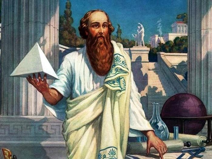 Пифагор   Эллинский мудрец