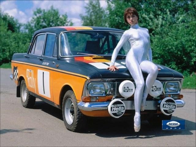 Советские автомобили, которые стали популярными на Западе