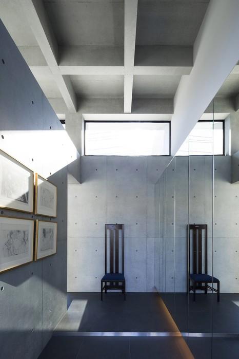 Японский минимализм в интерьере