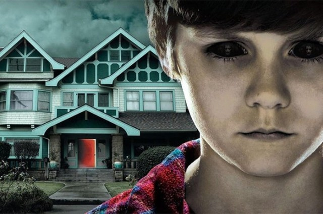 Дома из фильмов ужасов