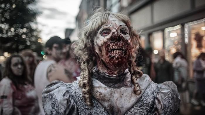 Лучшие сериалы про зомби (Вокруг ТВ)