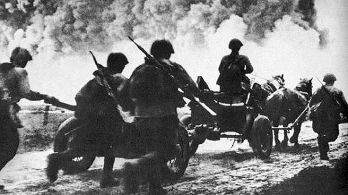 Главные подвиги во время Ржевской битвы