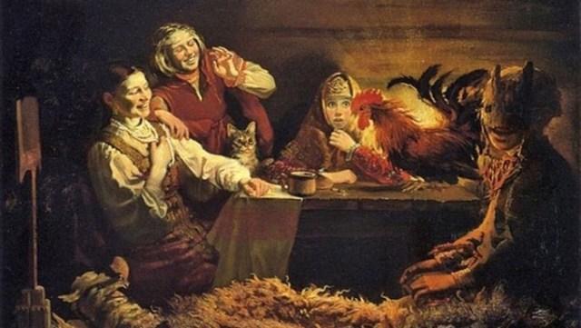 Историк Елена Смилянская о гадании, знахарях и кликушестве на Руси