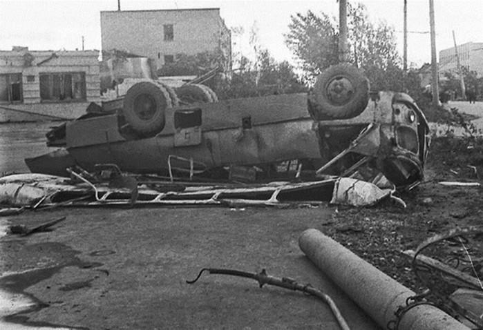 Что натворил Ивановский смерч 9 июня 1984 года