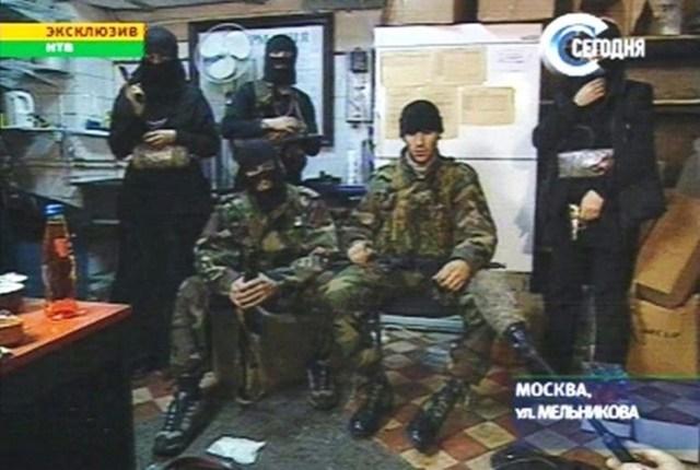 Какие приговоры вынесли организаторам теракта на Дубровке