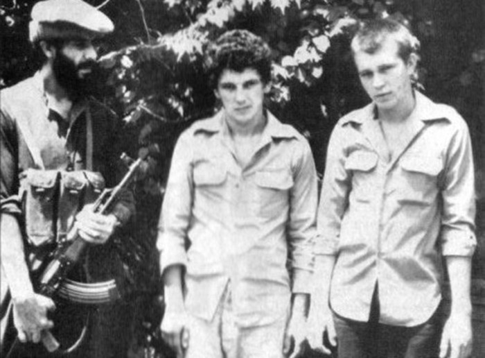 Как в Афганистане из плена вызволяли советских воинов