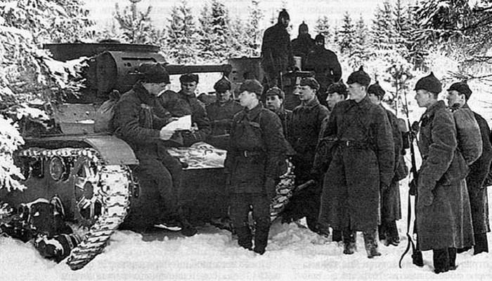 Советско финская война: кто вышел победителем