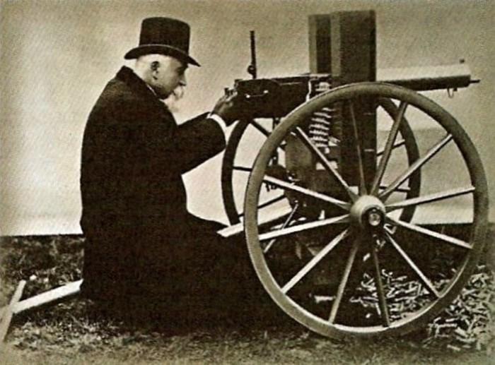 «Ружье Пакла» и другие легендарные пулеметы