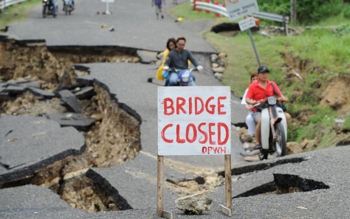 Города, где есть большая вероятность землетрясения
