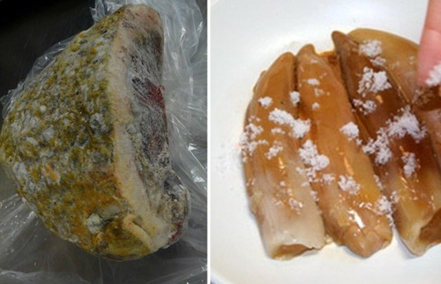 Копальхен   опасный деликатес, который могут есть только коренные жители Севера