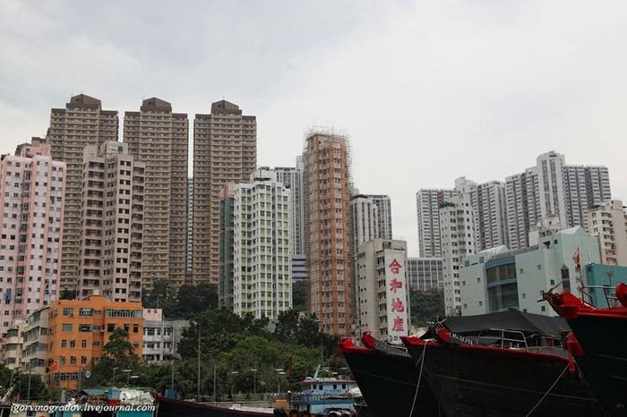 Затерянный мир в мегаполисе. Гонконг