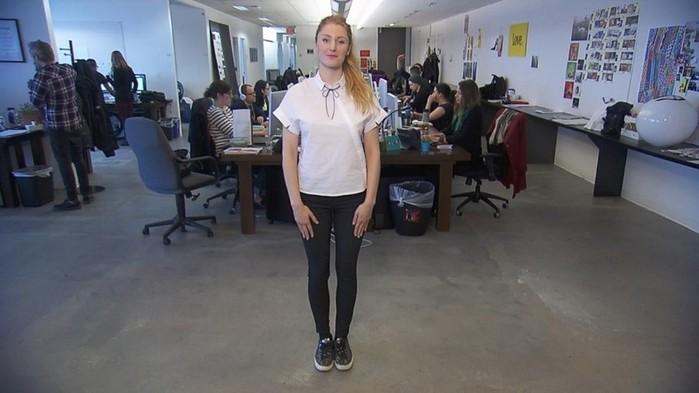 Арт директор рекламной фирмы 3 года ходила в офис в одном и том же наряде