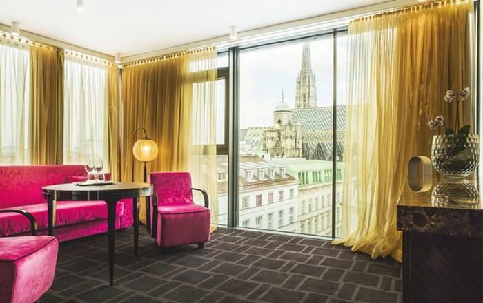 Популярные венские дизайн отели