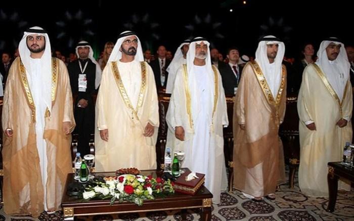 7 самых богатых шейхов в мире
