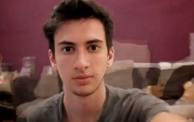 Этот парень трансгендер делал селфи каждый день в течение 3 лет