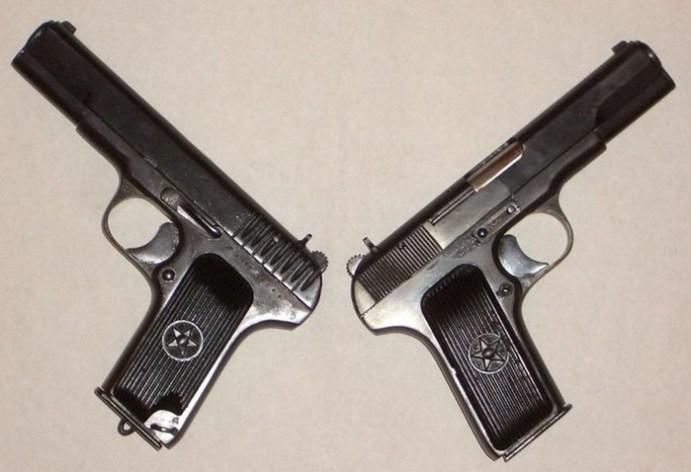 Главные шедевры оружейников из Тулы