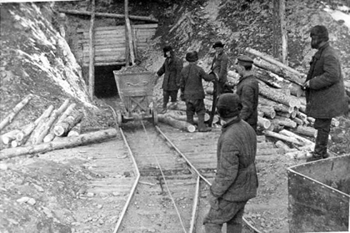 Кто в СССР работал на урановых рудниках