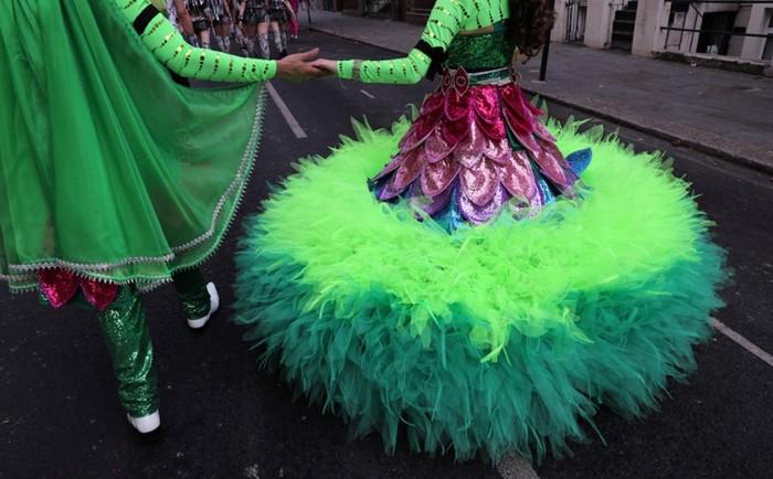 Карнавал в столице Туманного Альбиона