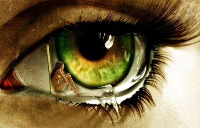 О пользе слез для здоровья