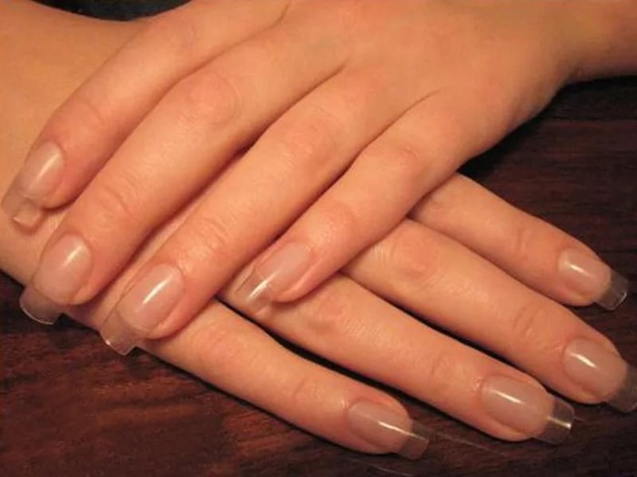 Пошаговая инструкция по наращиванию ногтей на формы