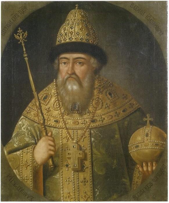 Русские цари, забытые в истории