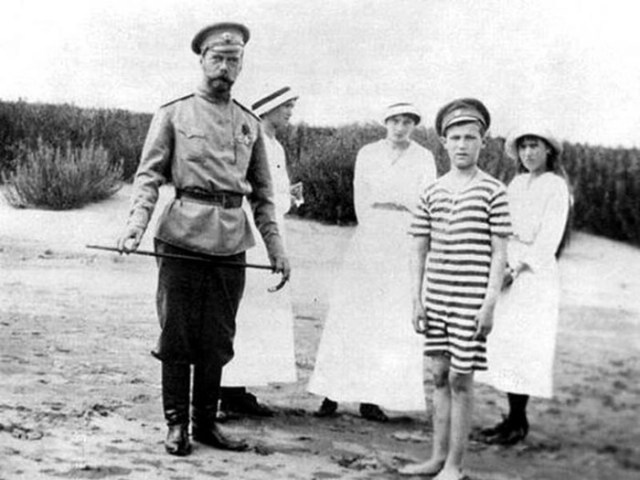 Как воспитывали наследников российского престола