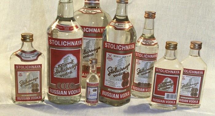 История водки (статья)