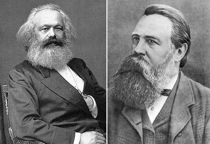 Как Маркс и Энгельс придумывали коммунизм