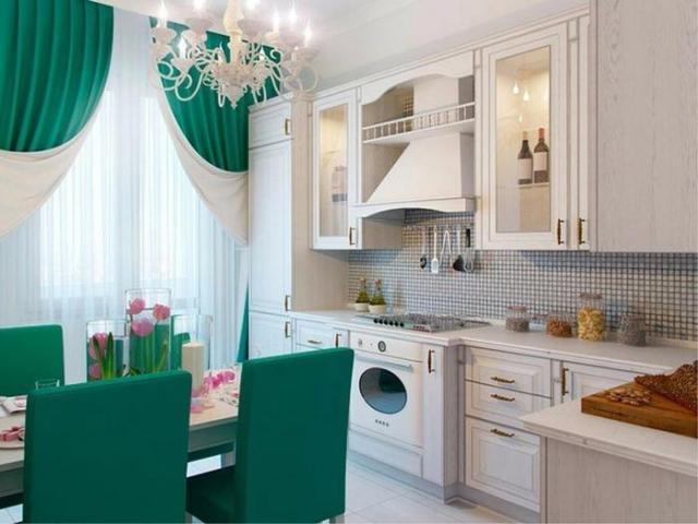 Интерьеры кухонь— красивые и современные