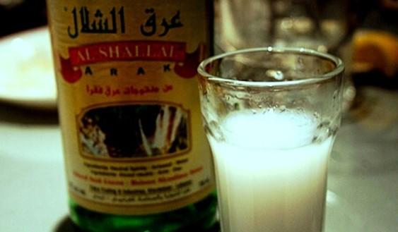 Арак   напиток Востока