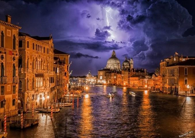 Очарование ночи на красивых фотографиях!