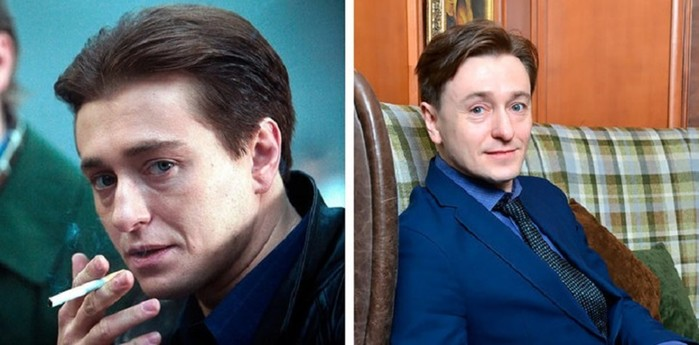Как изменились актеры сериала «Бригада» за 15 лет