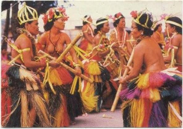 Самые необычные сексуальные обряды народов мира