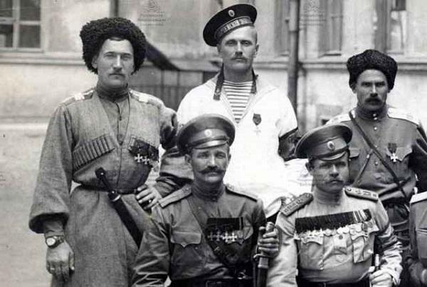 Кавалеры ордена Святого Георгия Российской Империи