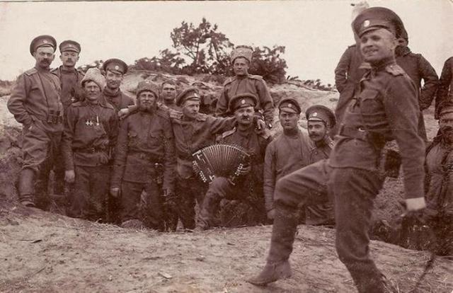 Какие смертельные игры были популярны у русских офицеров