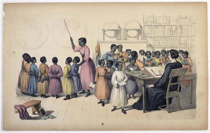 Удивительная история маленькой рабыни, ставшей крестницей королевы