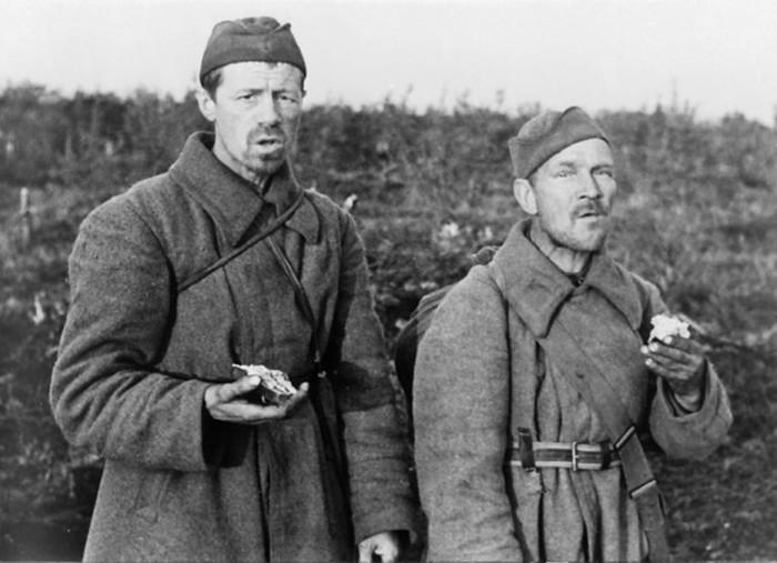 Кого в советской армии называли «чмошниками»