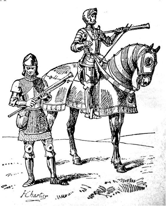 Разновидности самого безумного средневекового оружия