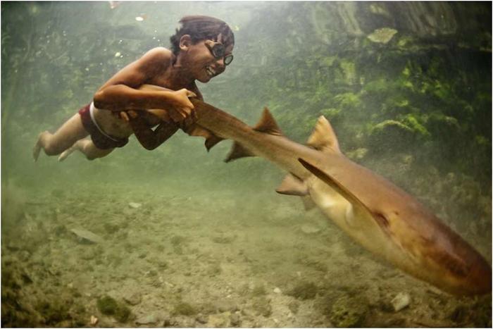 Потрясающие умения и удивительные навыки племенных народов мира